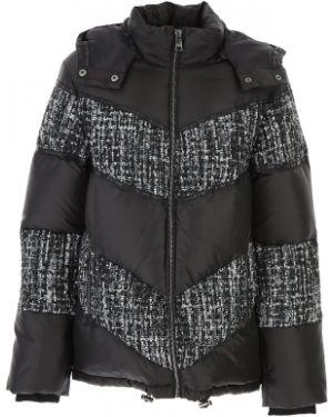 Kurtka z kapturem z suwakiem kurtka grochowa Karl Lagerfeld