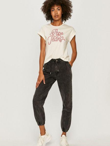 Джинсовая футболка Pepe Jeans