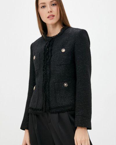 Черный турецкий пиджак Lusio