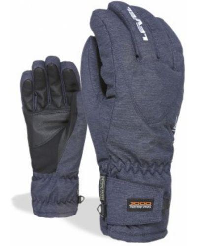 Niebieskie rękawiczki Level Gloves