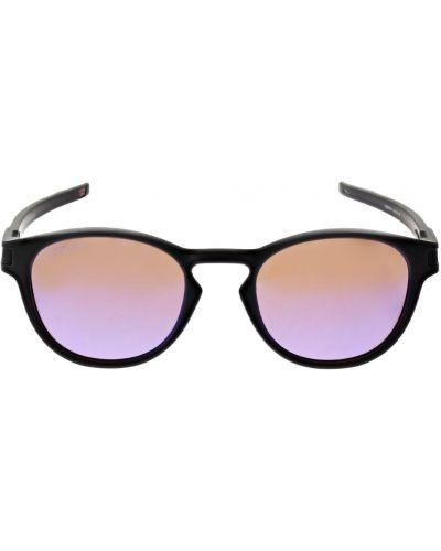 Czarne okulary Oakley