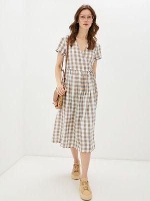 Платье с запахом Ichi