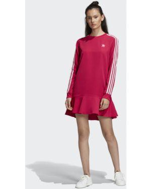 Платье футболка винтажная Adidas