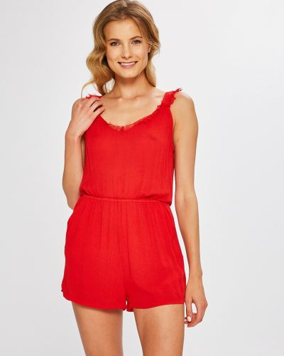 Красный комбинезон Answear