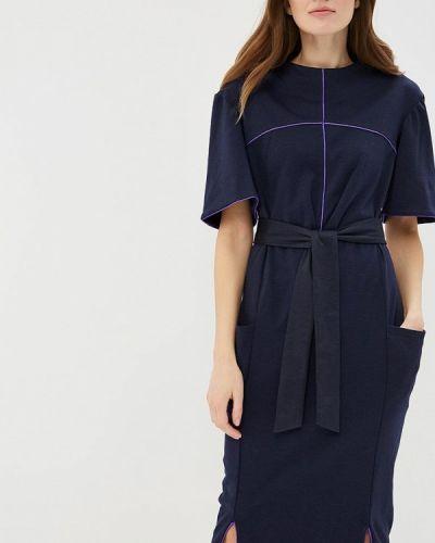 Синее платье Alina Assi