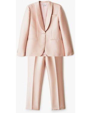 Пиджак классический розовый Stella Mccartney Kids