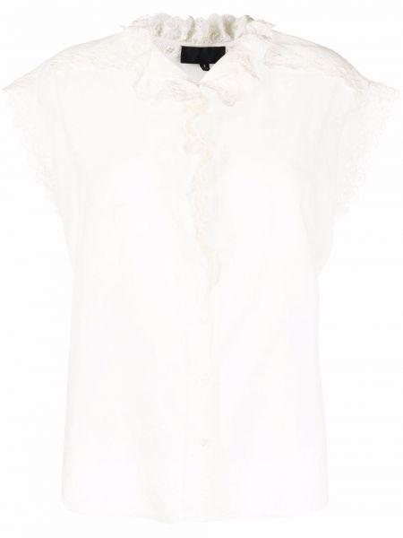 Блузка с воротником Nili Lotan