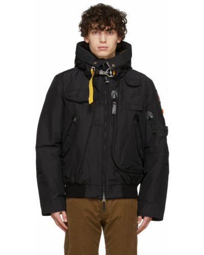 Пуховая куртка - черная Parajumpers