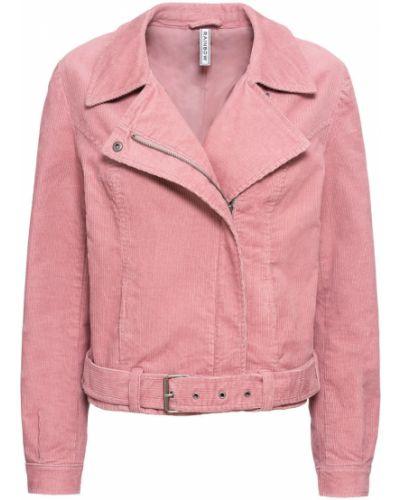 Куртка вельветовая на молнии Bonprix