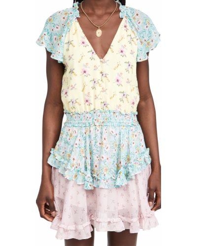 Платье с подкладкой Yumi Kim