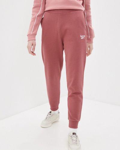 Розовые классические брюки Reebok Classic