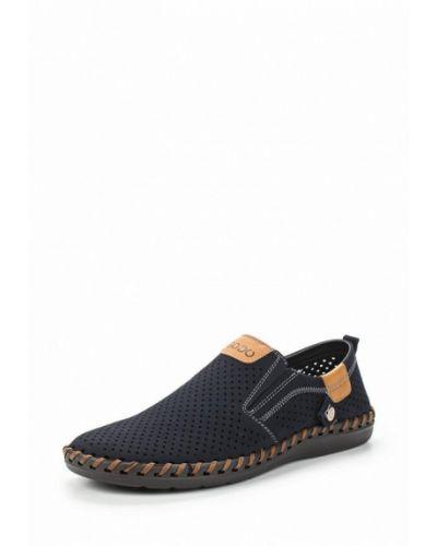 Синие туфли из искусственной кожи Go.do.