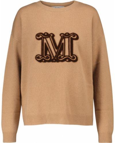 Кашемировый свитер - бежевый Max Mara