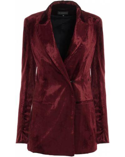 Czerwony płaszcz Ann Demeulemeester