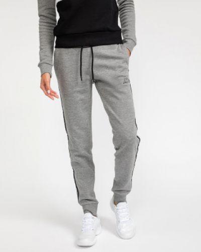 Спортивные брюки из вискозы с карманами Kappa