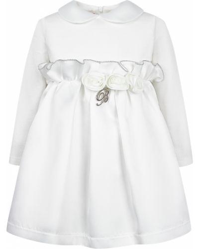 Платье из вискозы Miss Blumarine