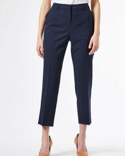 Синие классические брюки Dorothy Perkins