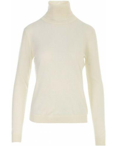 Biały sweter Aspesi