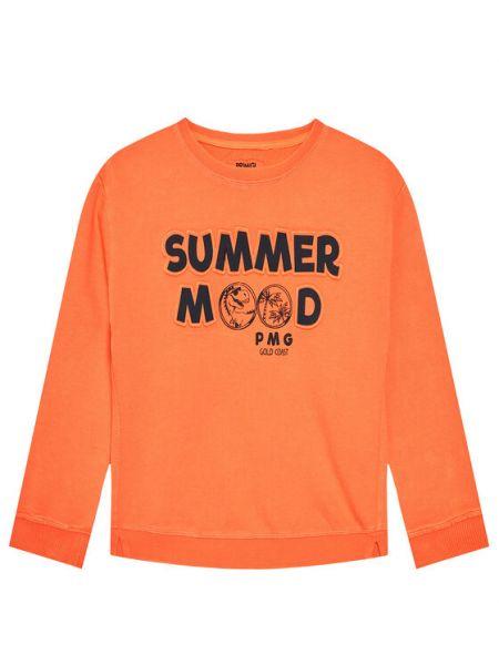 Bluza - pomarańczowa Primigi