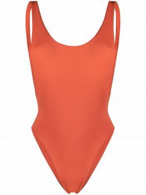 Пляжный купальник - оранжевый La Reveche