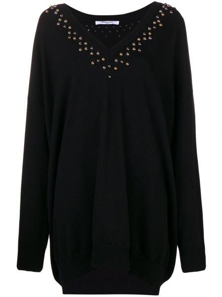 Sweter z kaszmiru na wysokości Givenchy