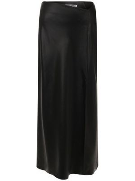 Костюмная прямая юбка карандаш с разрезом с поясом Alexanderwang.t