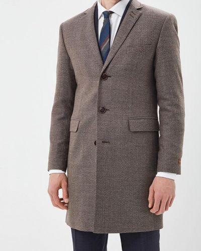 Коричневое пальто Bazioni