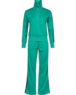 Спортивный костюм - зеленый Peuterey
