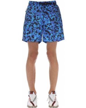 Krótkie szorty z paskiem z printem Nike Acg