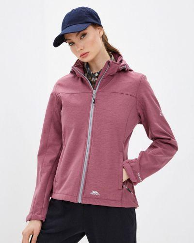 Розовая куртка Trespass