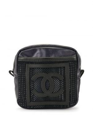 Skórzana torebka mini sport Chanel Pre-owned