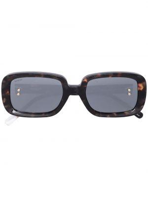 Brązowe okulary Doublet