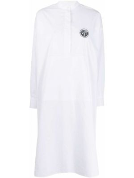 Платье миди на пуговицах платье-рубашка Mm6 Maison Margiela