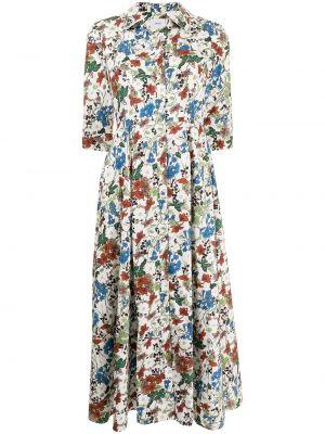 Klasyczna sukienka Erdem