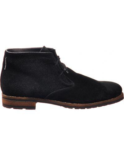 Ботинки осенние кожаные замшевые Dino Bigioni