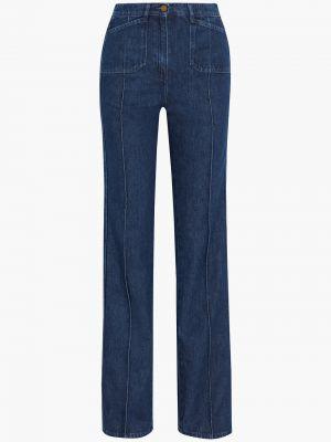 Джинсовые прямые джинсы Iris & Ink