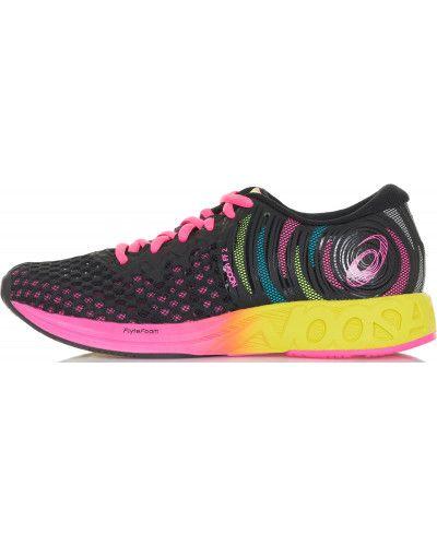 Высокие кроссовки для бега на шнуровке Asics