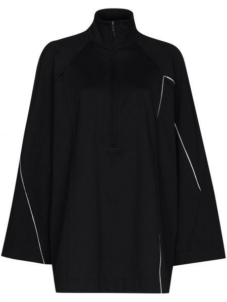 Хлопковая черная куртка Y-3