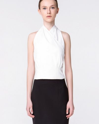 Блузка белая маленький Minimally