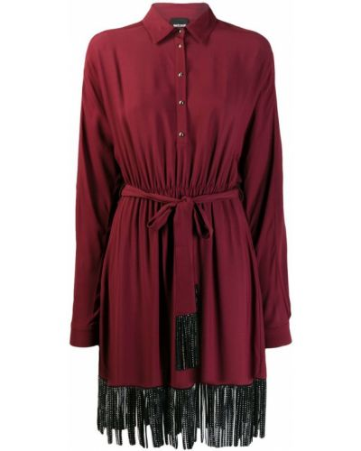Платье на пуговицах классическое Just Cavalli
