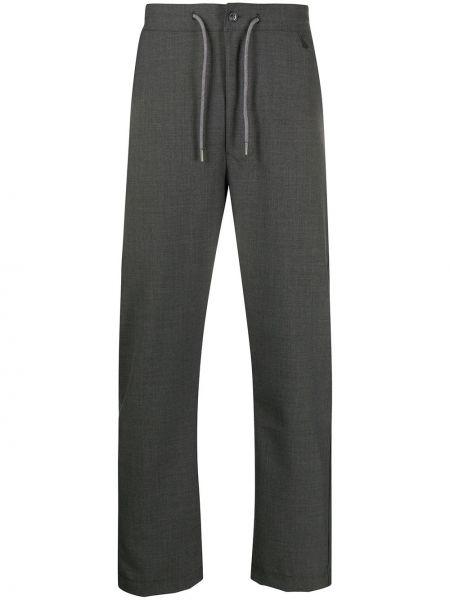 Spodnie wełniane Drole De Monsieur