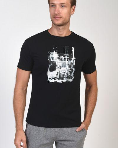 Хлопковая футболка Pezzo
