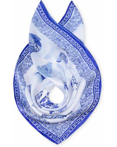 Niebieska apaszka Allora
