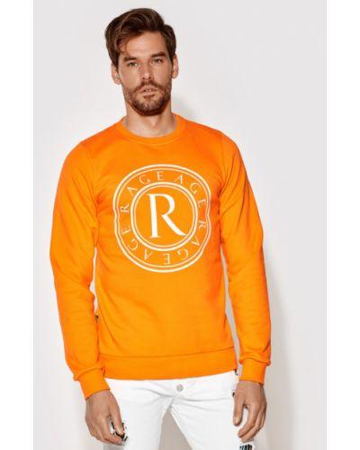 Bluza - pomarańczowa Rage Age