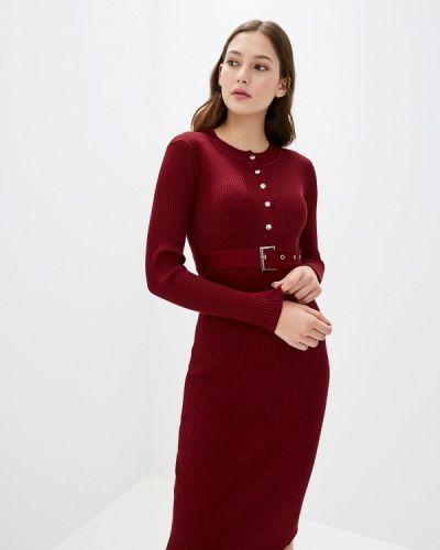 Платье - красное Liana