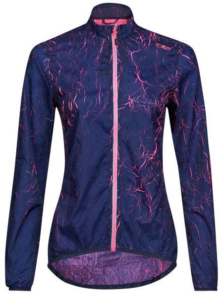 Фиолетовая куртка на молнии Cmp