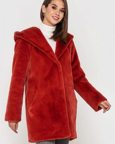 Шуба красный Grand Furs