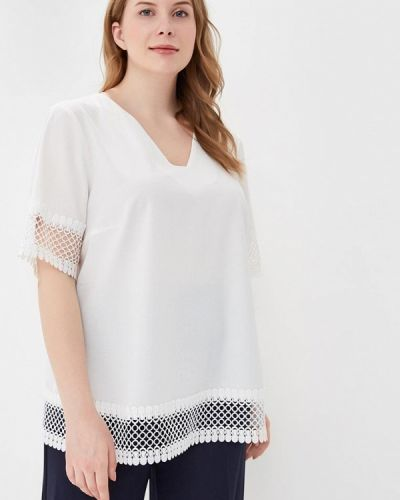 Белая блузка Junarose