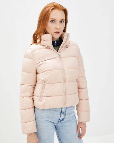 Утепленная куртка демисезонная осенняя Only