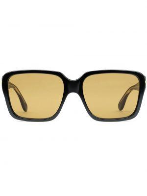 Okulary przeciwsłoneczne żółty czarny Gucci Eyewear